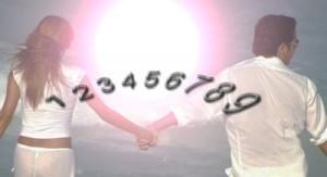 La numerología y la pareja