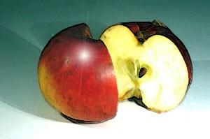 Hechizo de la manzana