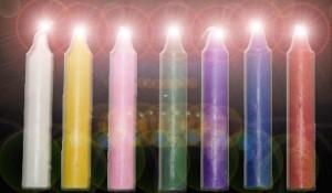 Hechizo de siete velas para enamorar