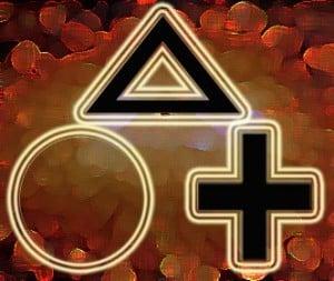 Símbolos y amuletos sagrados