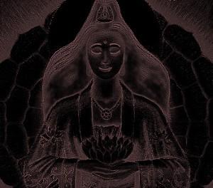 Meditación de la flor de loto para el amor