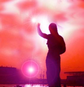 Absorber la energía del cosmos