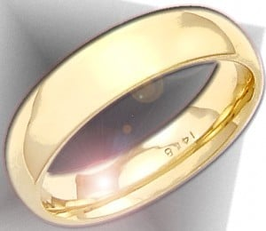 Hechizo con anillo de oro para enamorar
