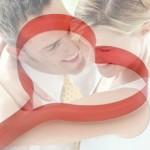 Hechizo con cinta roja y foto para enamorar