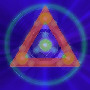 Triángulo sagrado