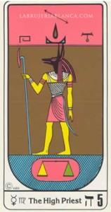 eljerarca-tarot-egipcio