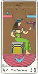laemperatriz-tarot-egipcio