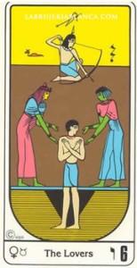 losenamorados-tarot-egipcio