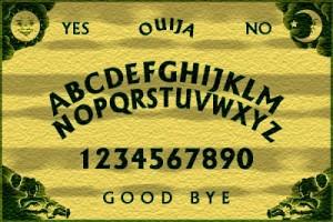 Jugar a la Ouija
