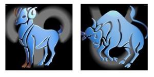 Compatibilidad del signo de Aries con Tauro