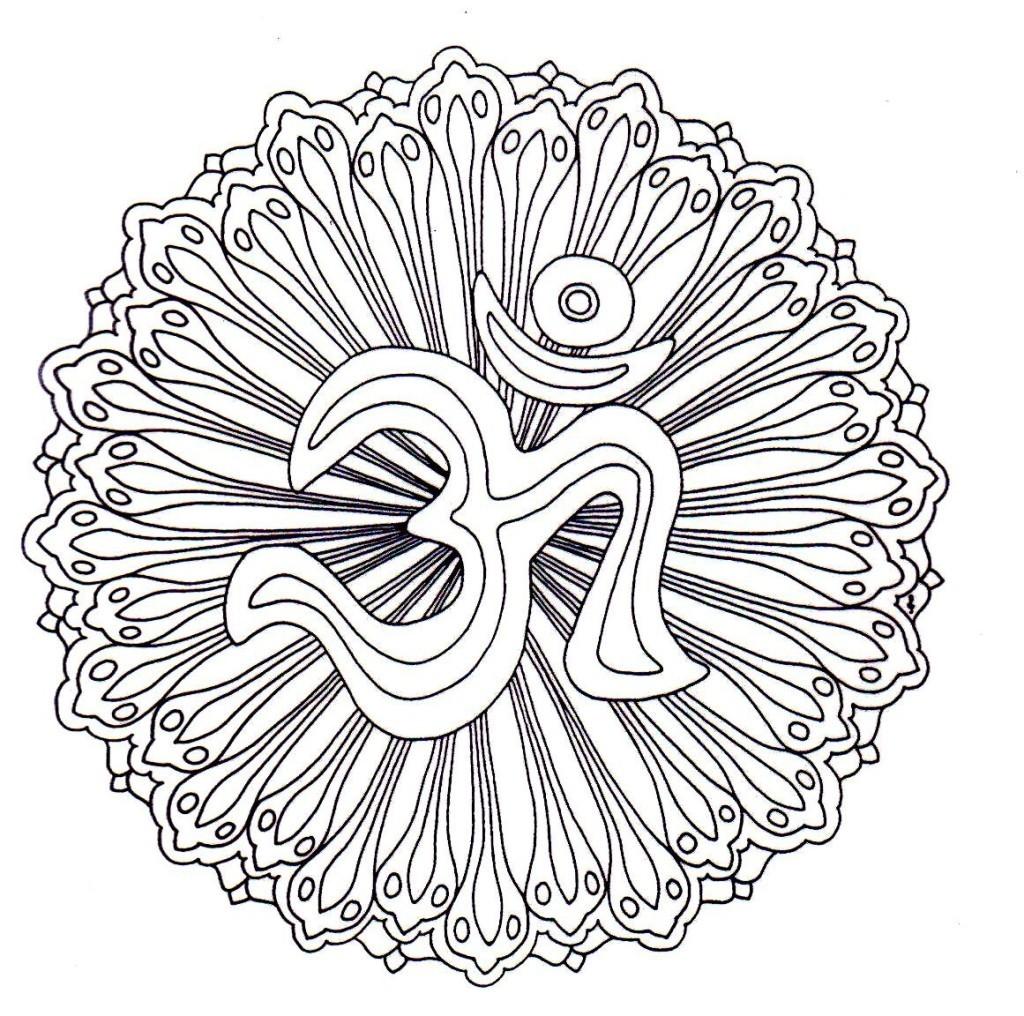 Mandala-om