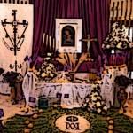 Cómo preparar un altar devocional