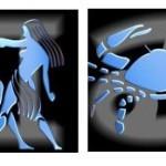 Compatibilidad del signo de Géminis con Cáncer