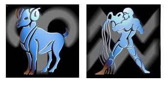 Compatibilidad del signo de Aries con Acuario