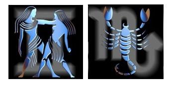 Compatibilidad del signo de Géminis con Escorpio