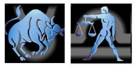 Compatibilidad del signo de Tauro con Libra