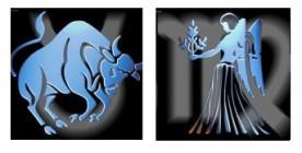 Compatibilidad del signo de Tauro con Virgo