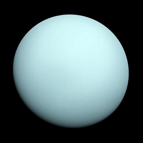 La influencia de los planetas en nuestra vida:Urano uno de los planetas más importantes
