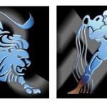 Compatibilidad del signo de Leo con Acuario