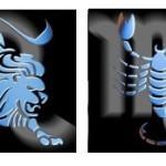 Compatibilidad del signo de Leo con Escorpio