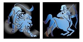 Compatibilidad del signo de Leo con Sagitario