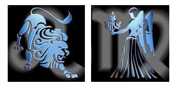 Compatibilidad del signo de Leo con Virgo