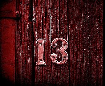 ¿Es de mala suerte el número trece?