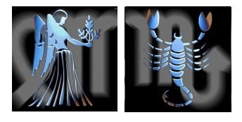 Compatibilidad del signo de Virgo con Escorpio