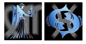 Compatibilidad del signo de Virgo con Piscis
