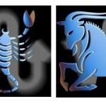 Compatibilidad del signo de Escorpio con Capricornio