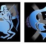 Compatibilidad de Sagitario con el signo de Piscis