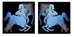 Compatibilidad del signo de Sagitario con Sagitario