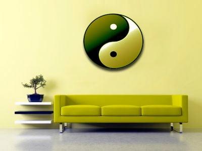 Yin y yang de la vivienda, Feng Shui