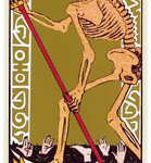 Significado del arcano mayor La muerte