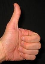 El pulgar en la lectura de la mano: Su importancia