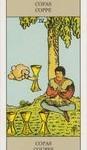 Significado del cuatro de copas – Arcano menor