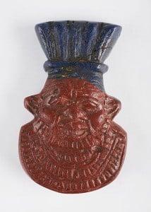 La magnetización de amuletos y talismanes:Amuleto Egipcio