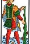 Significado de los bastos en el Tarot: arcanos menores