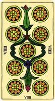 Significado de los oros en el Tarot: arcanos menores