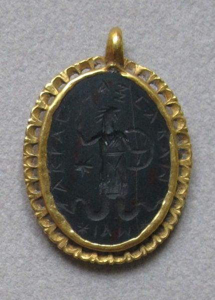 Convocar a la suerte con un amuleto
