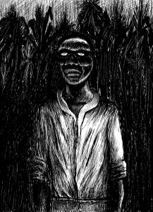 El color negro en brujería