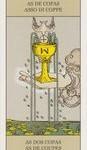 Significado del arcano menor el as de copas