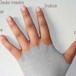 Signos y formas de los dedos en quiromancia
