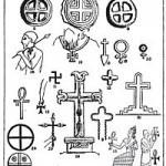 Cruces y estrellas mágicas