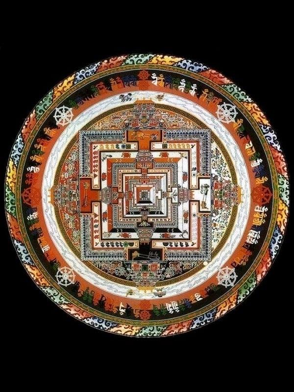 Vidas pasadas y karma individual:la rueda del Samsara llamada kalachakra por el budismo
