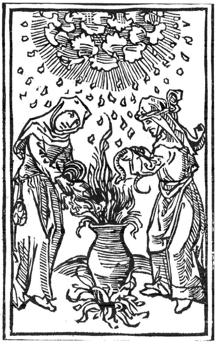 Por qué se usan cabellos, fotos y otros extraños elementos en brujería