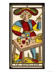 Símbolos que aparecen en el Tarot