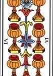 Significado del seis de copa – Arcano Menor