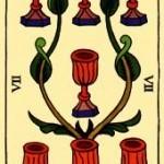 Significado del siete de copas – Arcanos menor