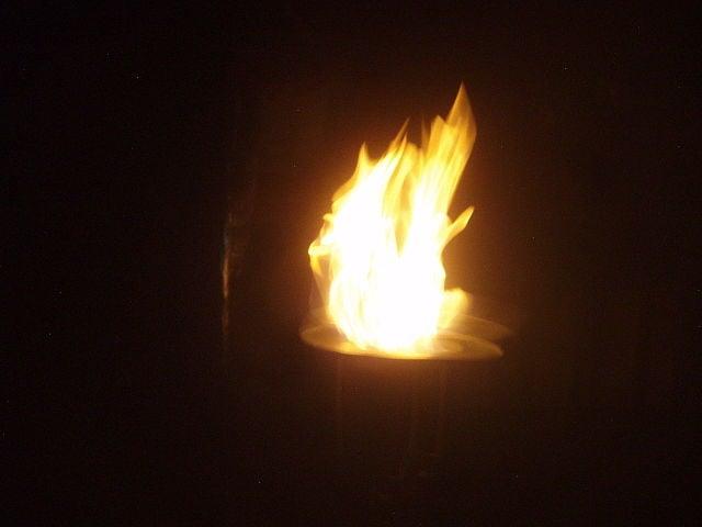 Utilización del fuego en hechizos y rituales